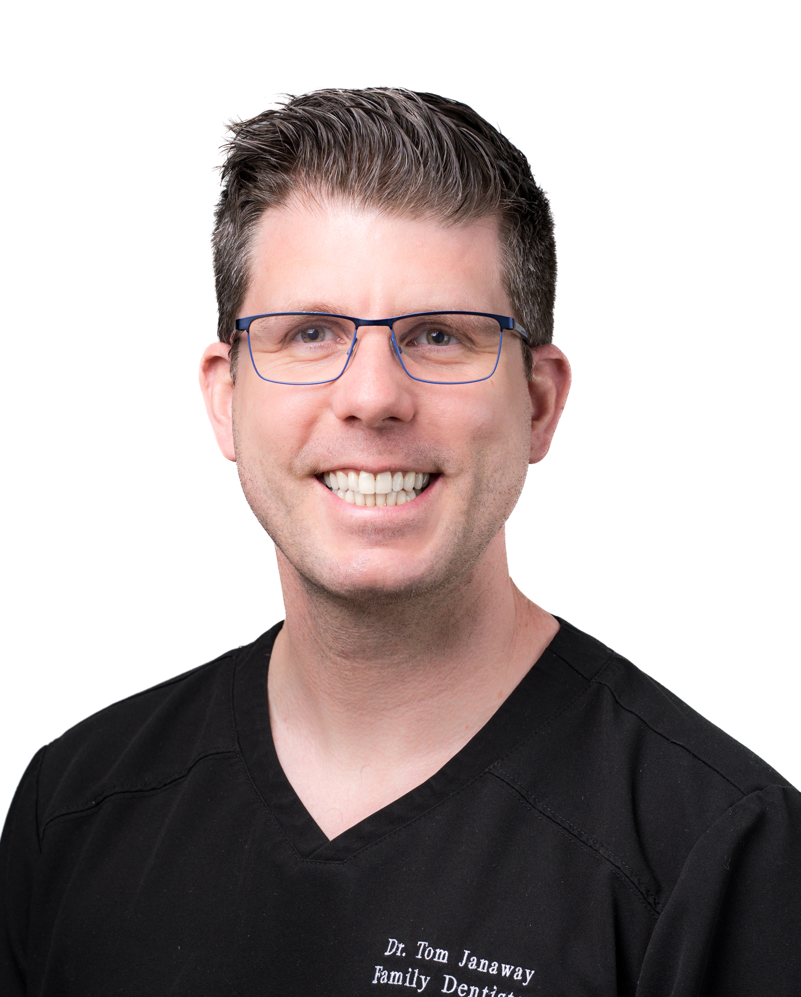 Winnipeg Dentist Dr. Tom Janaway