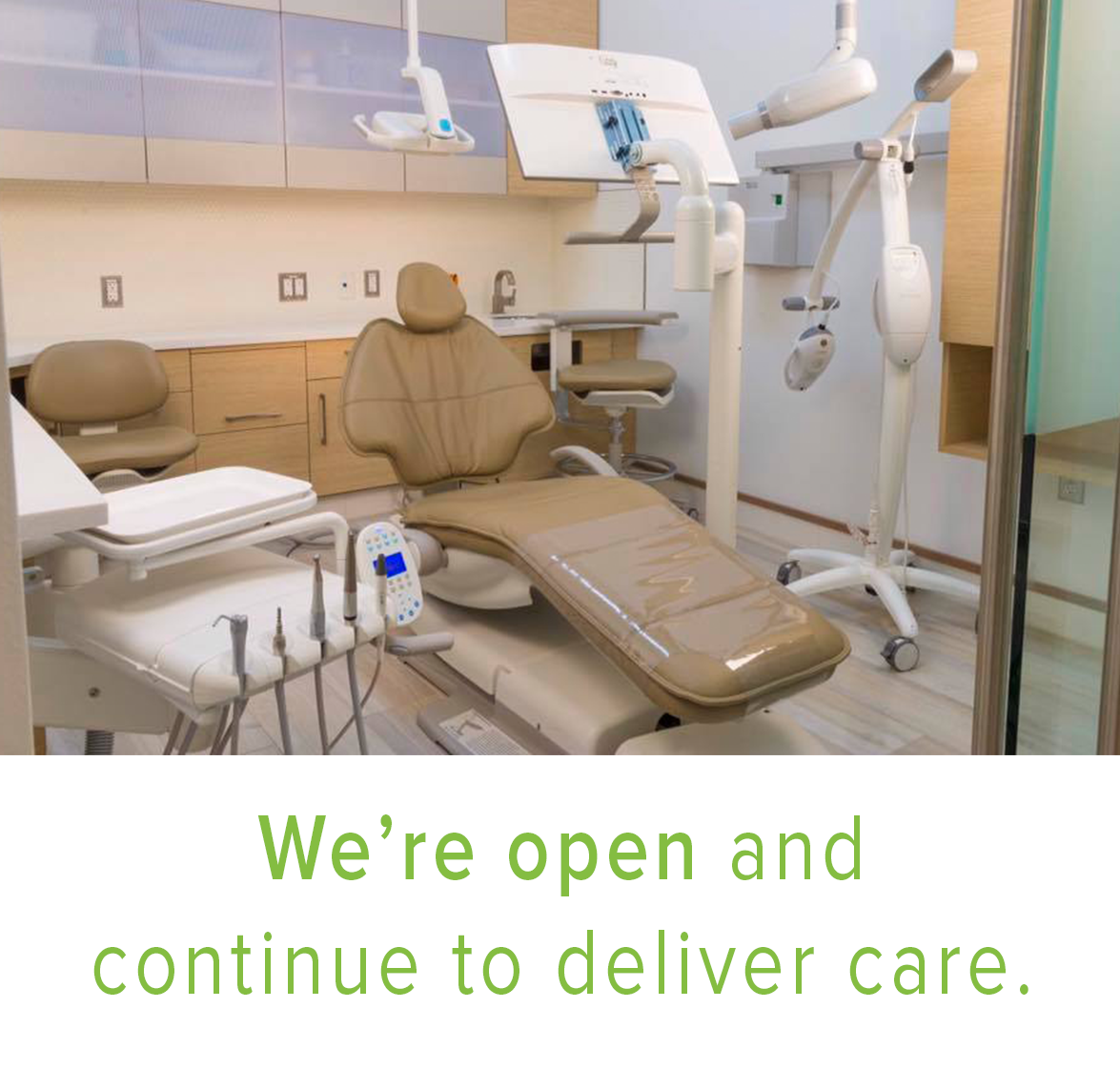 InStyle Dental Operatory